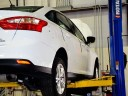 Structural repairs done at Joe Hudson's Collision Center - Enterprise are exact and perfect, resulting in a safe and high quality collision repair.