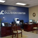 Our body shop's business office located at Huntsville, AL, 35806 is staffed with friendly and experienced personnel.
