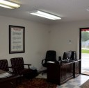 Here at Joe Hudson's Collision Center - Greenville, Greenville, AL, 36037, we have a welcoming waiting room.