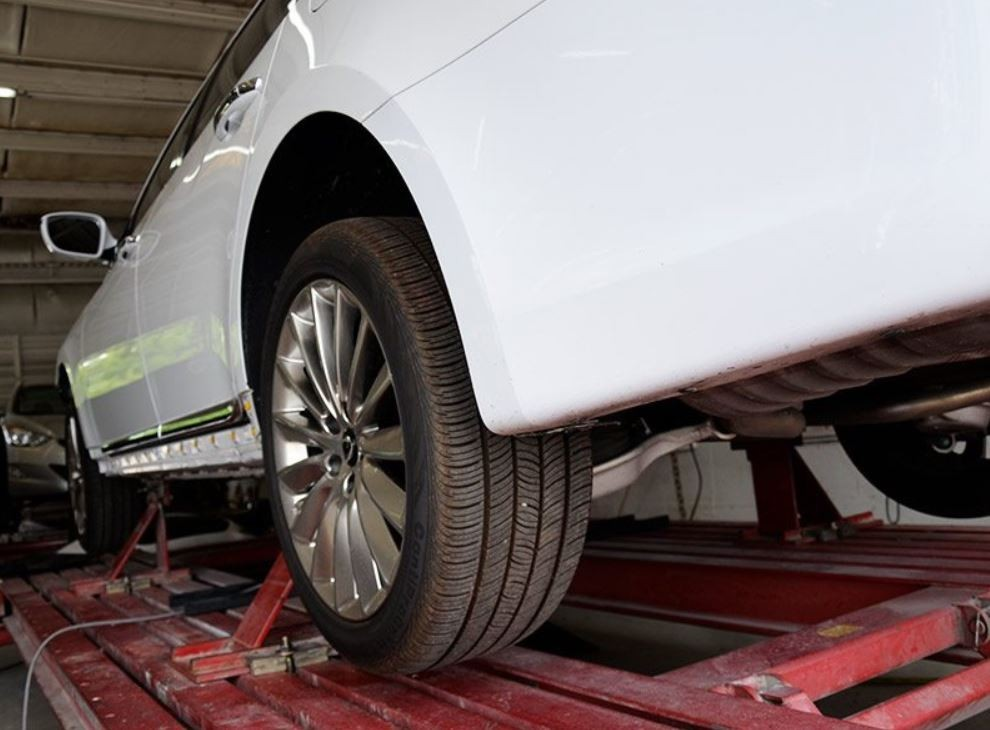 Structural accuracy is critical for a safe and high quality collision repair.  At Joe Hudson's Collision Center - Greenville Interstate, Greenville, TX, 75402, we are the best.