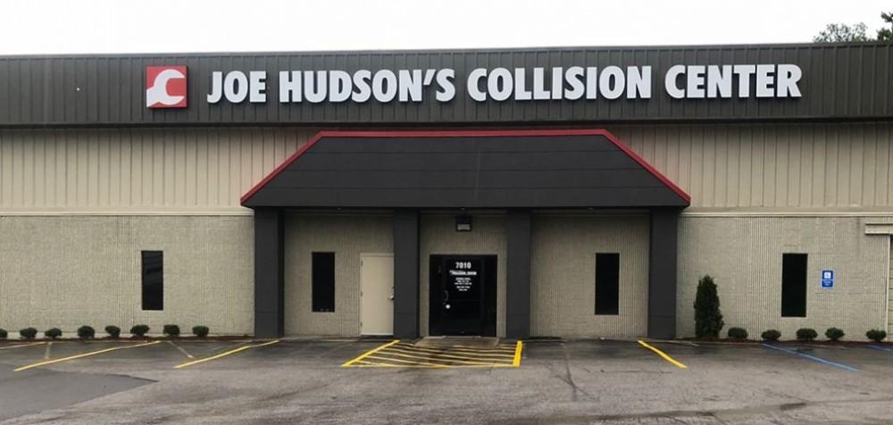 Joe Hudson Collision Center >> About - Joe Hudson's Collision Center - Champion Blvd ...