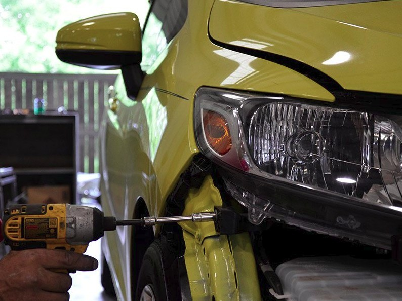 We are a professional quality, Collision Repair Facility located at Savannah, GA, 31419. We are highly trained for all your collision repair needs.