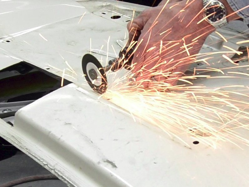 All of our body technicians at Joe Hudson's Collision Center - Manchester, Manchester, TN, 37349, are skilled and certified welders.