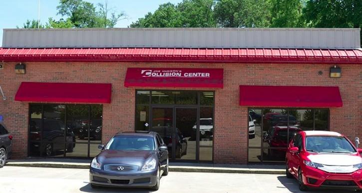 Reviews Joe Hudson S Collision Center Trussville