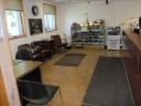 The waiting area at our body shop, located at Englewood, NJ, 07631 is a comfortable and inviting place for our guests