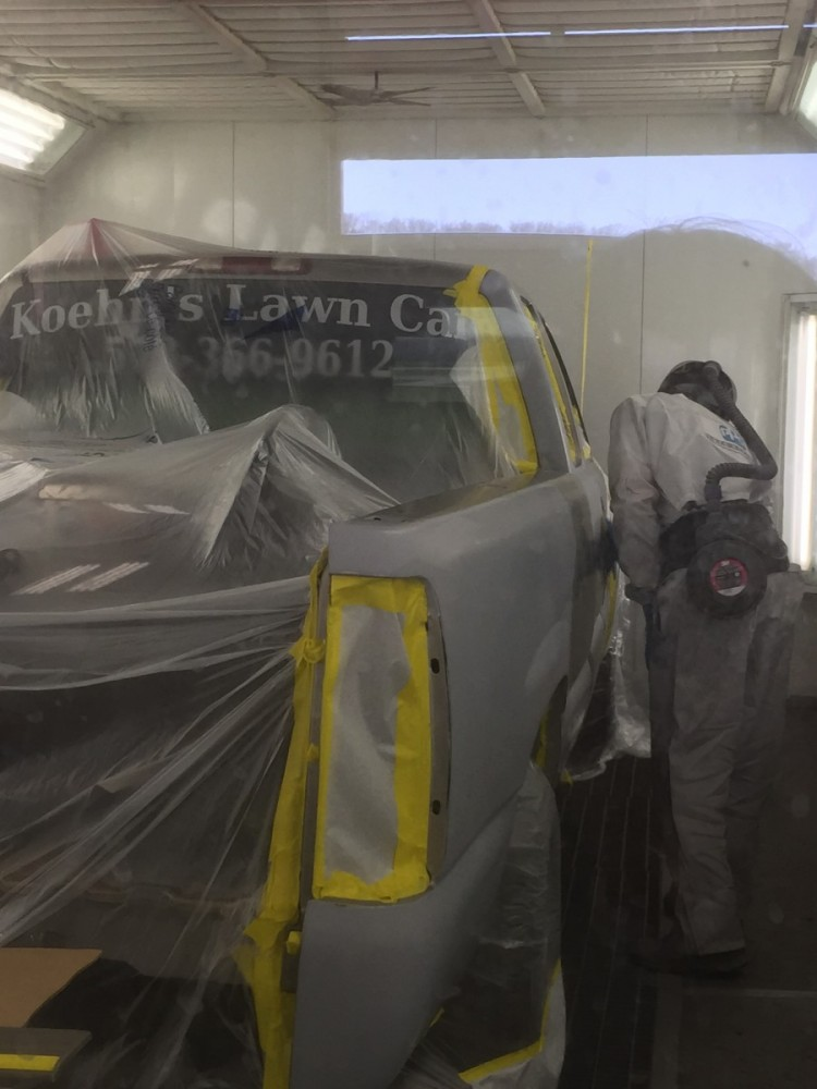 Painting technicians are trained and skilled artists.  At Kevin Ball Auto Body, we have the best in the industry. For high quality collision repair refinishing, look no farther than, Leadington, MO, 63601.