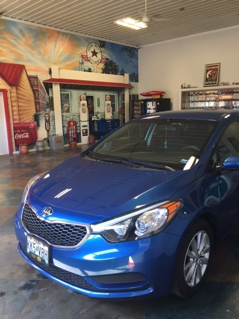 Here at Kevin Ball Auto Body, Leadington, MO, 63601, we make sure your car is working perfectly before it leaves the lot!