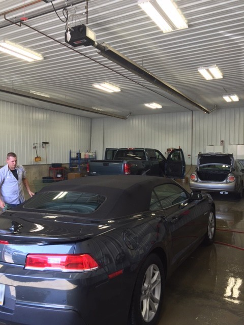 During the course of a collision repair many re-inspections are done, but the final quality control inspection is done a trained specialist.  At Kevin Ball Auto Body, in Leadington, MO, 63601, we take pride in perfecting this process of the collision repair.