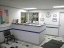 The waiting area at our body shop, located at Lockport, NY, 14094-2637 is a comfortable and inviting place for our guests.