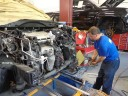 Collision structure and frame repairs are critical for a safe and high quality repair.  Here at Moppert Bros At Blue Bell Inc., in Blue Bell, PA, 19422, our structure and frame technicians are I-CAR certified and have many years of experience.