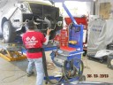Collision repairs unsurpassed at Hightstown, NJ, 08520. Our collision structural repair equipment is world class.