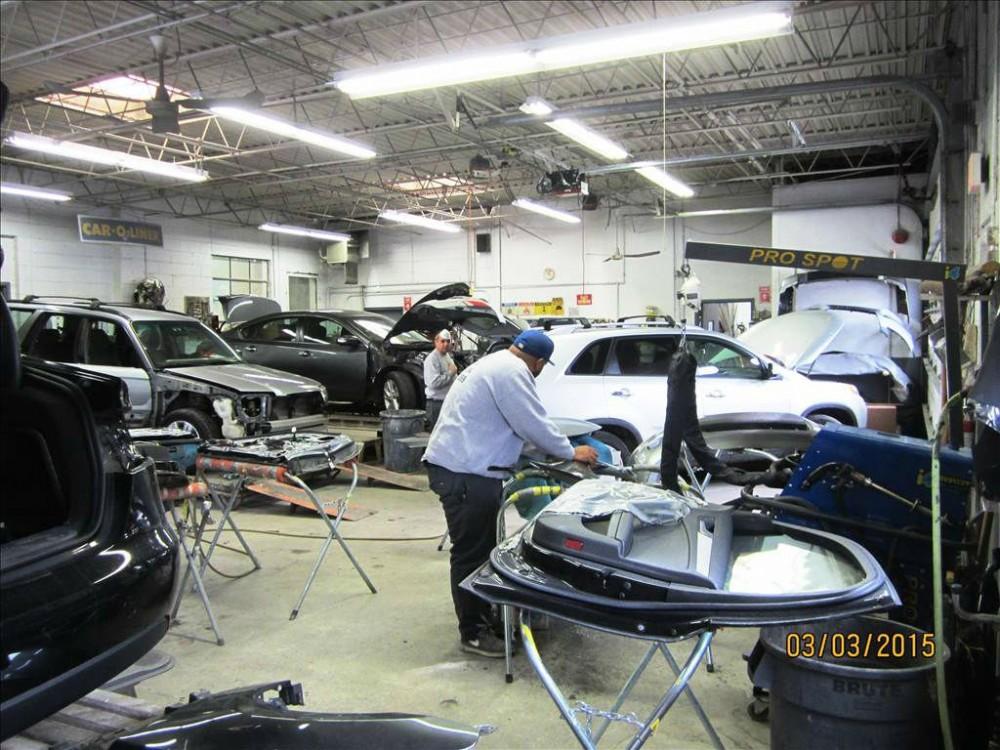 Reviews Classic Auto Body Repair Shop Inc Nanuet Ny