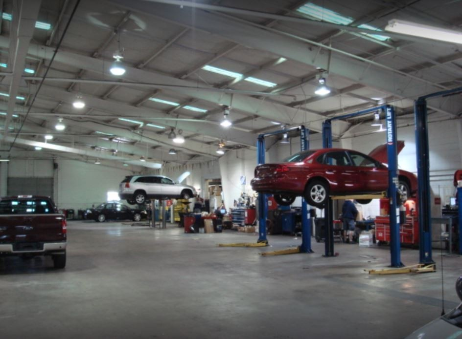 Reviews, Capital Ford Collision Center - Raleigh NC - Auto ...