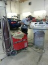 At Twin City Auto Body, in Bloomington, MN, 55420, we are equipped with a certified aluminum welding room.