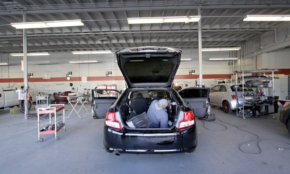 Seidner's Collision Center - Rosemead