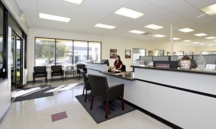 Seidner's Collision Centers Corporate