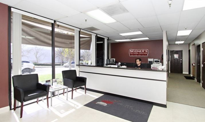 Seidner's Collision Center Corona - Our body shop's business office located at Corona, CA, 92879 is staffed with friendly and experienced personnel.