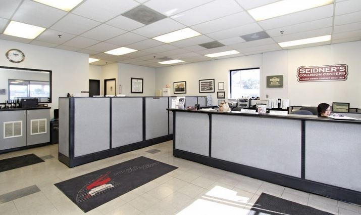 Seidner's Collision Center - Glendora