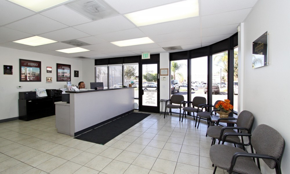 Seidner's Collision Center - Montebello