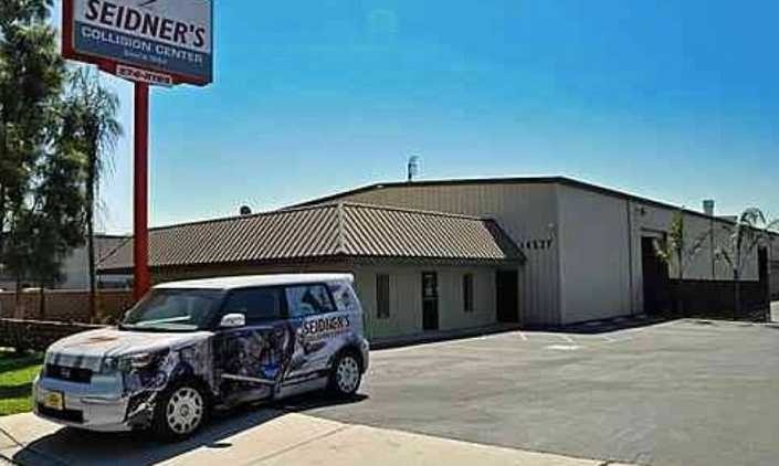Seidner's Collision Center - Fontana - At Seidner's Collision Center - Fontana, you will easily find us located at Fontana, CA, 92335. Rain or shine, we are here to serve YOU!