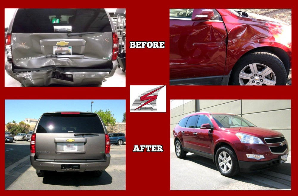 Seidner's Collision Center - W.Covina
