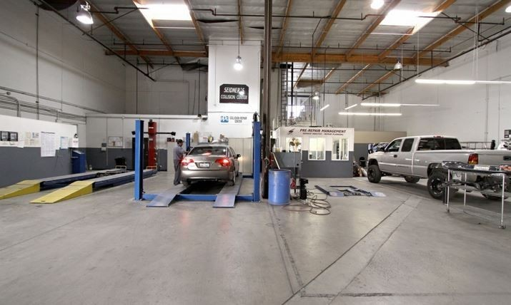 Seidner's Collision Center, CA, 92879, professional structural measurements are precise and accurate.  Our state of the art equipment leaves no room for error.