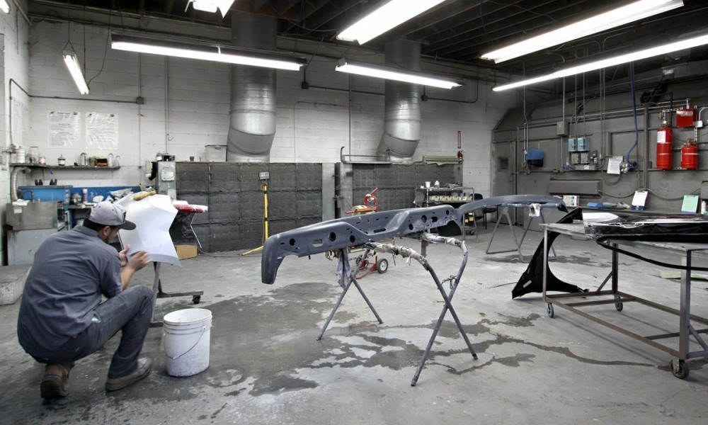 Seidner's Collision Center - Ontario 611 W Holt Blvd  Ontario, CA 91762 Collision Repair Experts. Professional prep work guarantees a high quality finish on your vehicle.