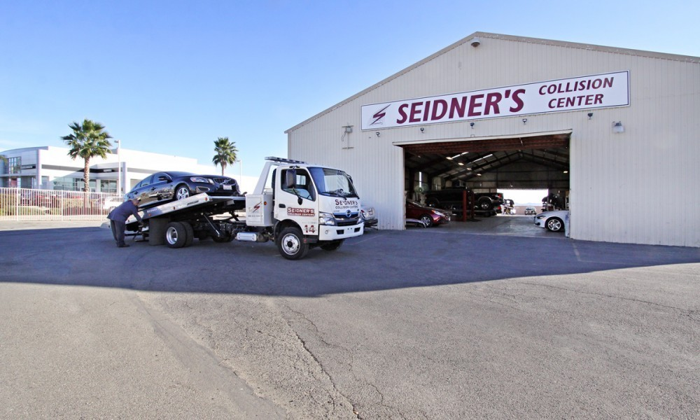 Seidner's Collision Center - Perris 707-L E 4Th St Perris, CA 92570