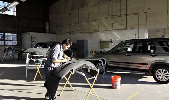 Seidner's Collision Center - Loma Linda