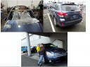 At Dick Hannah Collision Centers, we are proud to post before and after collision repair photos for our guests to view.