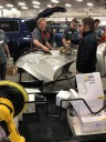 At Dick Hannah Vancouver Collision Center, in house training is ongoing.