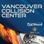 Dick Hannah Vancouver Collision Center Vancouver WA 98662 Logo. Dick Hannah Vancouver Collision Center Auto body and paint. Vancouver WA collision repair, body shop.