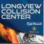Dick Hannah's Longview Collision Center Longview WA 98632 Logo. Dick Hannah's Longview Collision Center Auto body and paint. Longview WA collision repair, body shop.
