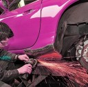 All of our body technicians at Thoroughbred Paint And Body, Tucson, AZ, 85711, are skilled and certified welders.
