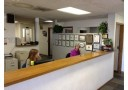 Our body shop's business office located at Tucson, AZ, 85711 is staffed with friendly and experienced personnel.