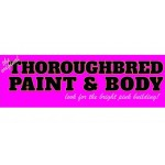We are Thoroughbred Paint And Body! With our specialty trained technicians, we will bring your car back to its pre-accident condition!