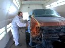 Painting technicians are trained and skilled artists.  At Bob Bell Ford Hyundai Kia Collision, we have the best in the industry. For high quality collision repair refinishing, look no farther than, Glen Burnie, MD, 21060.