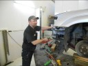 At Alaska Sales & Service Valley Body Shop, in Palmer, AK, 99645, all of our body technicians are skilled at panel replacing.