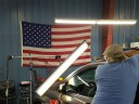 Here at Dents Unlimited Columbia, Columbia, MO, 65202, our body technicians are craftsmen in the art of metal straightening.