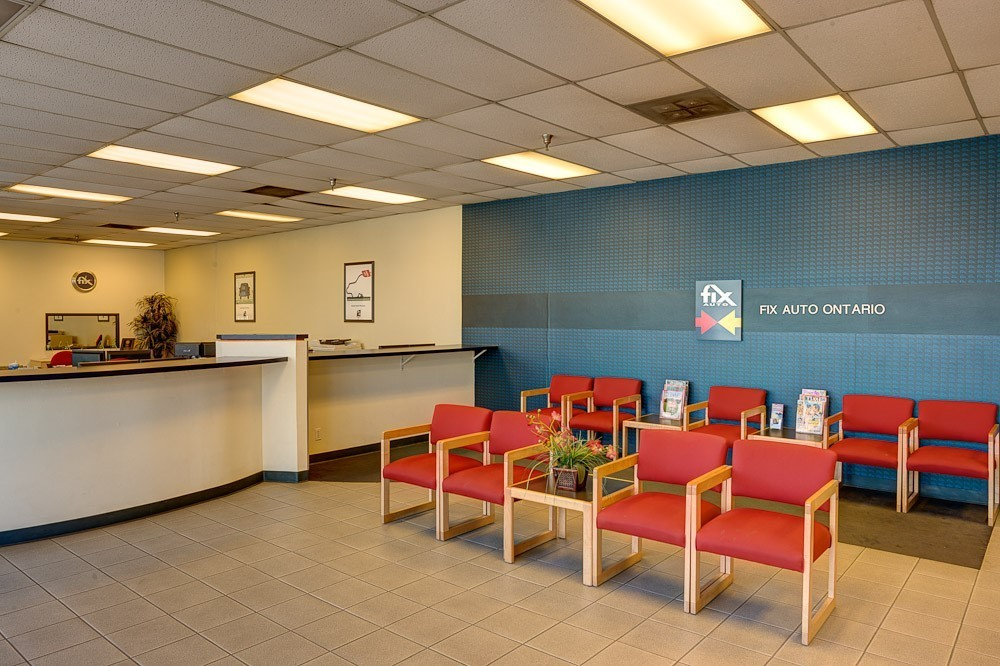 FIX Auto Ontario CA  Spacious and Full Service Collision Office