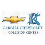 We are Cargill Chevrolet Body Shop! With our specialty trained technicians, we will bring your car back to its pre-accident condition!