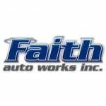 Faith Auto Works, Inc. Ronkonkoma NY 11779 Logo. Faith Auto Works, Inc. Auto body and paint. Ronkonkoma NY collision repair, body shop.