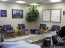 The waiting area at our body shop, located at Manchester, NH, 03101 is a comfortable and inviting place for our guests.