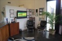 The waiting area at our body shop, located at Santa Maria, CA, 93455 is a comfortable and inviting place for our guests.