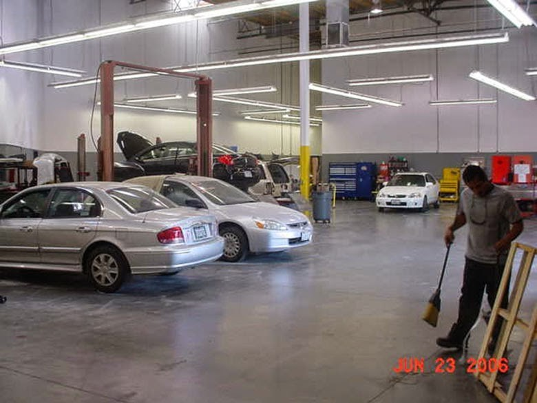 Fix Auto Redlands 1976 Essex Ct  Redlands, CA 92373  We are A State of the Art Collision Repair Facility.  Clean and Organized and Well Equipped To Handle All Makes and Models..