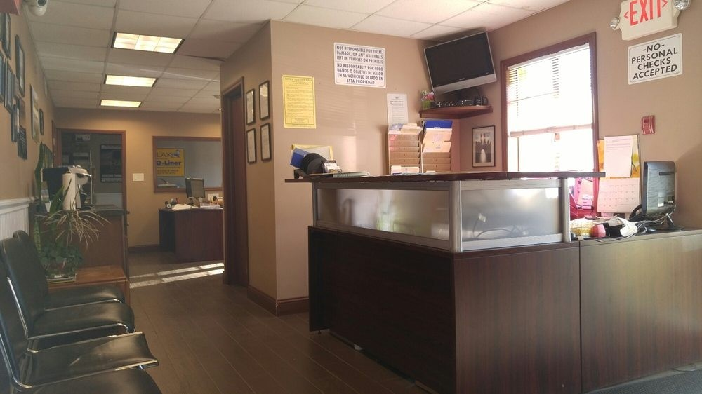 Our body shop's business office located at Matawan, NJ, 07747 is staffed with friendly and experienced personnel.