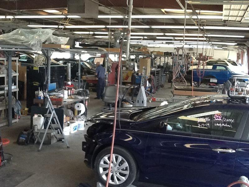 ... Structural Accuracy Is Critical For A Safe And High Quality Collision  Repair. At Ed Voyles