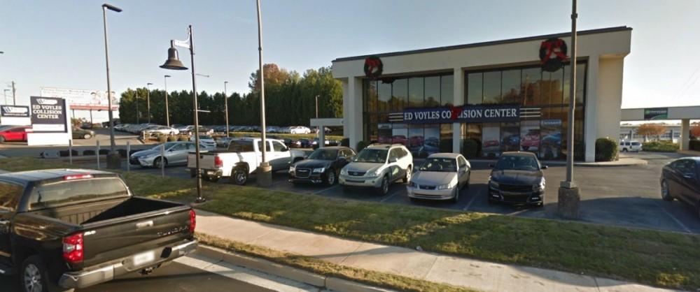 Reviews, Ed Voyles Honda & Hyundai Collision Center ...