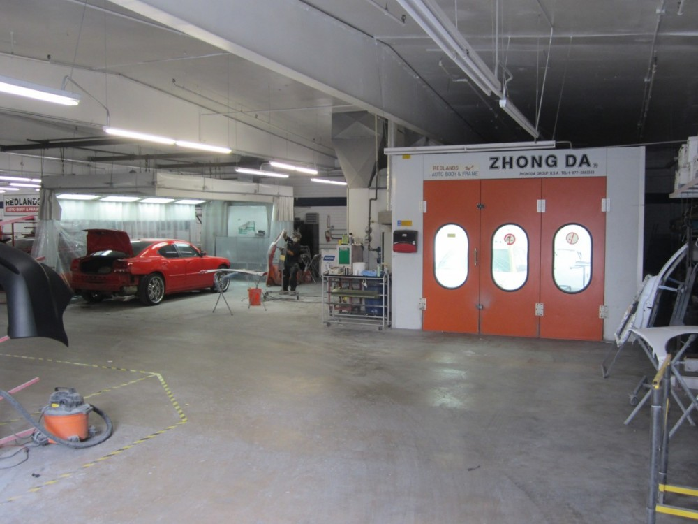 Redlands Auto Body
