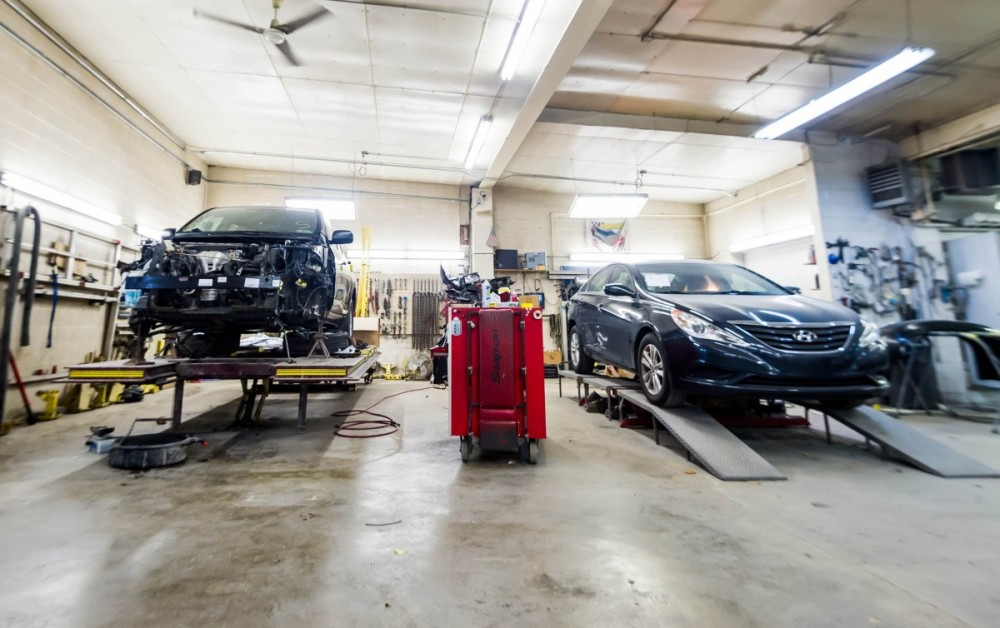 Collision Repairs. Auto Body and Painting.